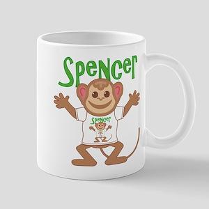 Little Monkey Spencer Mug