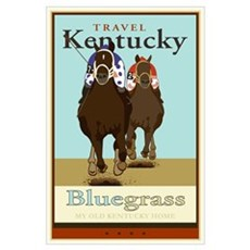 Travel Kentucky Canvas Art