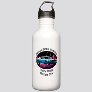 Ford Mustang Boss 302 Stainless Water Bottle 1.0L