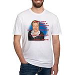 Billary Clinton Fitted T-Shirt