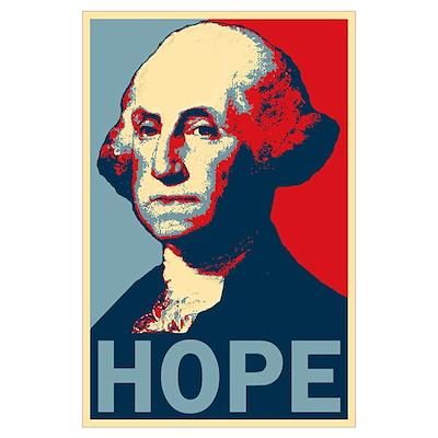 George Washington HOPE Poster