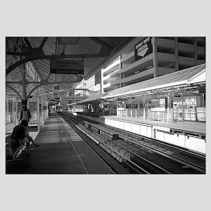 "Chicago's ""EL"" Platform"