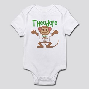 Little Monkey Theodore Infant Bodysuit