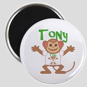 Little Monkey Tony Magnet