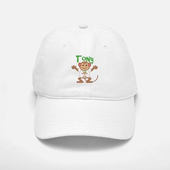 Little Monkey Tony Baseball Baseball Cap