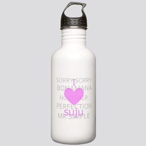 I luv suju Stainless Water Bottle 1.0L