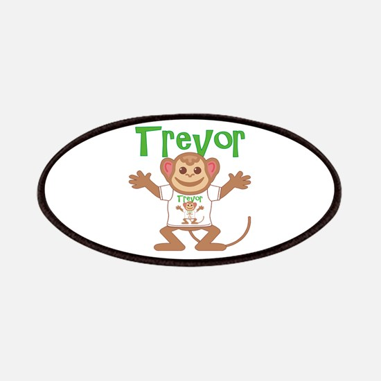 Little Monkey Trevor Patches