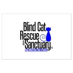 Blind Cat Rescue & Sanctuary Posters