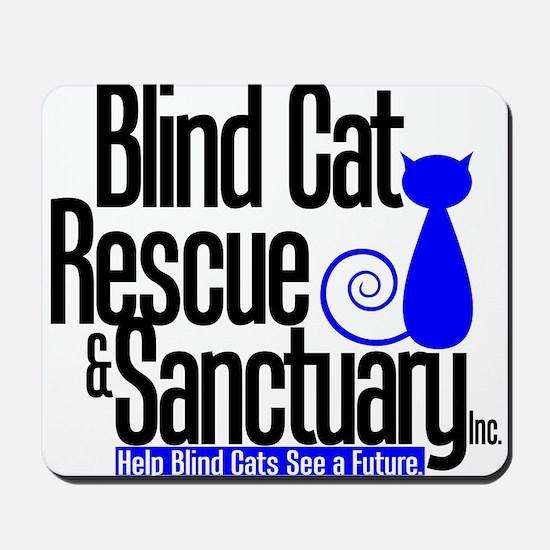 Blind Cat Rescue & Sanctuary Mousepad