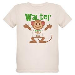 Little Monkey Walter T-Shirt