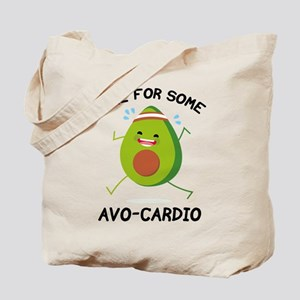 Time For Some Avo-Cardio Tote Bag