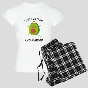 Time For Some Avo-Cardio Women's Light Pajamas