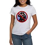 No Hillary Women's T-Shirt