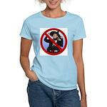 No Hillary Women's LightT-Shirt