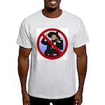 No Hillary Light T-Shirt