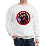 No Hillary Sweatshirt