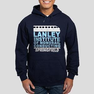 Lanley Monorails Hoodie (dark)