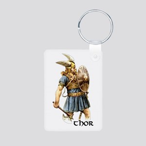 Thor Aluminum Photo Keychain