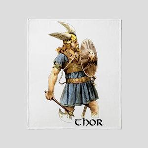 Thor Throw Blanket