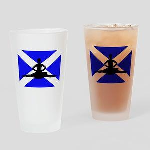 Scotland Leap Drinking Glass