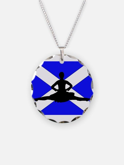 Scotland Leap Necklace