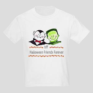 hff-monster & vampire Kids Light T-Shirt
