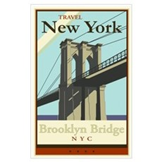 Travel New York Poster
