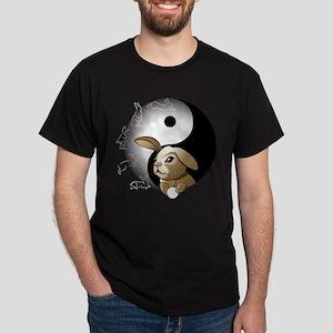 Flowing Bunny Principles DK Dark T-Shirt