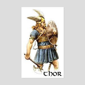 Thor Sticker (Rectangle)