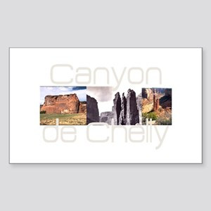 ABH Canyon de Chelly Sticker (Rectangle)