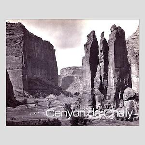 ABH Canyon de Chelly Small Poster