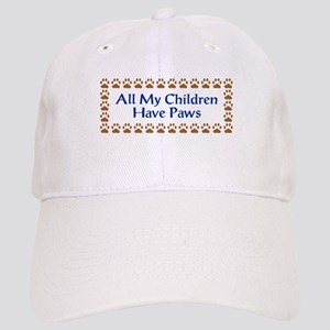 All My Children Have Paws 3 Cap