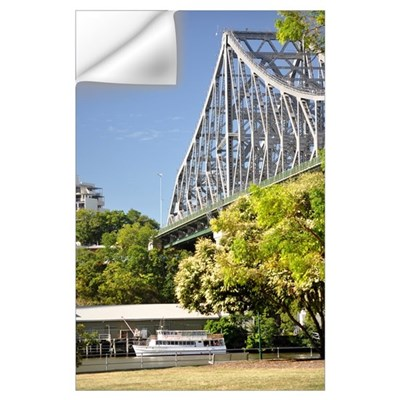 Story Bridge Wall Decal