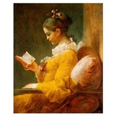 Jean Honore Fragonard Poster