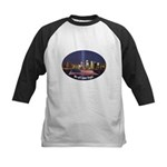 9-11 We Will Never Forget Kids Baseball Jersey