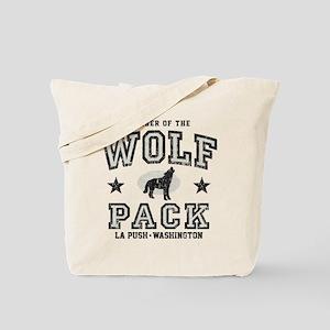 Wolfpack La Push Tote Bag