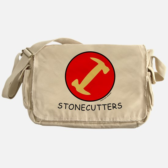 Stonecutters Messenger Bag