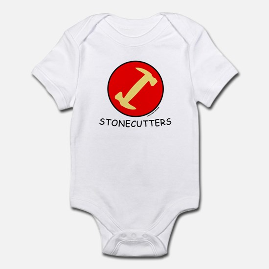 Stonecutters Infant Bodysuit