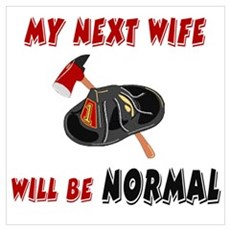 Next Wife Will Be Normal Poster