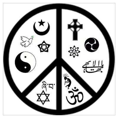 Peaceful Coexistence Canvas Art