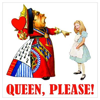 QUEEN, PLEASE! Poster