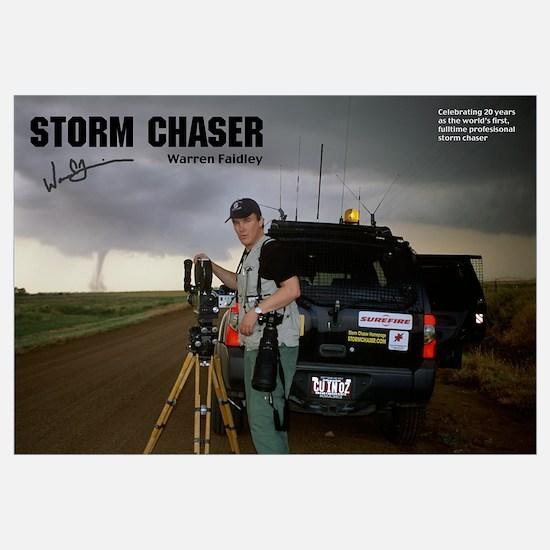 Warren Faidley Storm Chaser