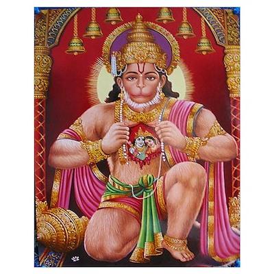 Hanuman Un Poster