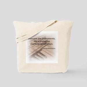 Balanchine Tote Bag