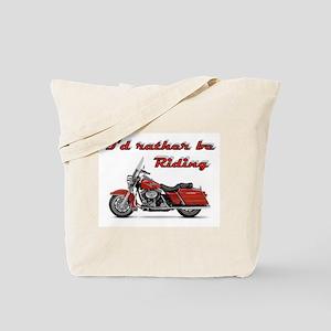 CHOPPER TIME Tote Bag