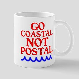 GO COASTAL-NOT POSTAL™ Mug