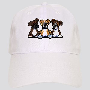 Three Boxer Lover Cap