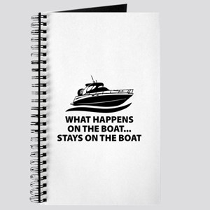 What Happens On The Boat Journal