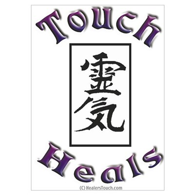 Touch Heals Poster