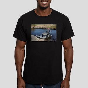 Florida swamp airboat 2 T-Shirt